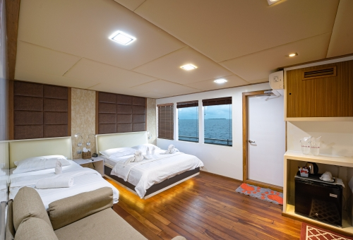 MV Adora Ocean View Room