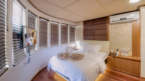 MV Adora Superior Room