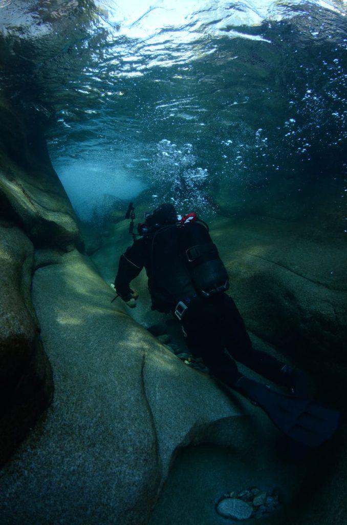 Cave Diving Maldives