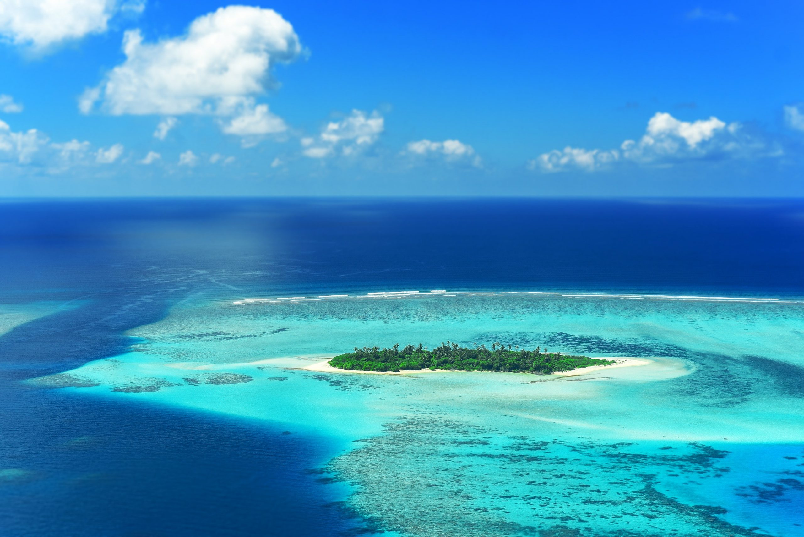 Lagoon Maldives
